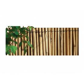 Rohož bambus štípaný lakovaný