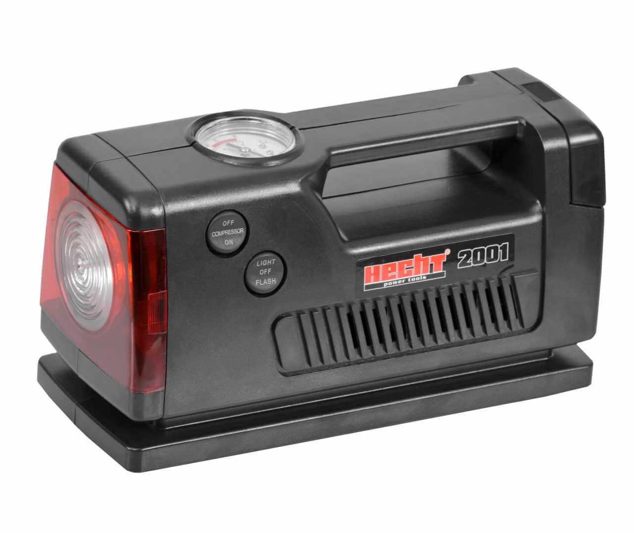 HECHT 2001 - kompresor do auta