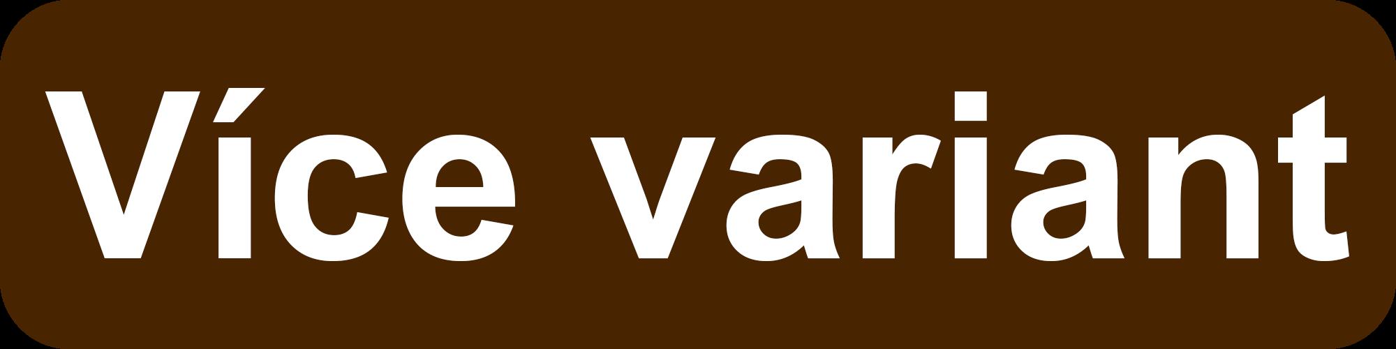 Více variant